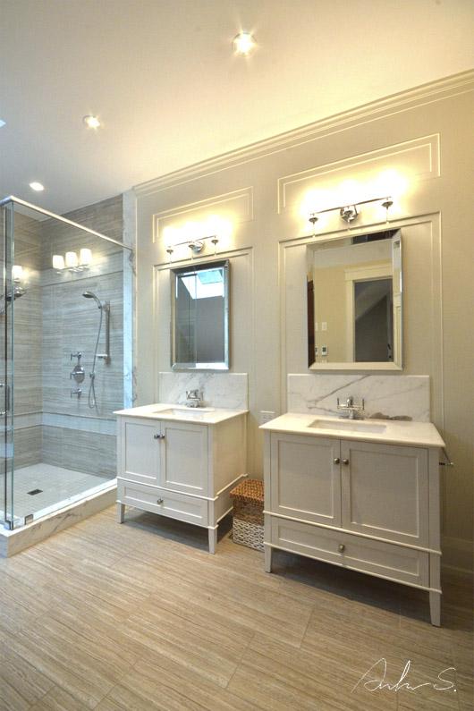 Main bath A