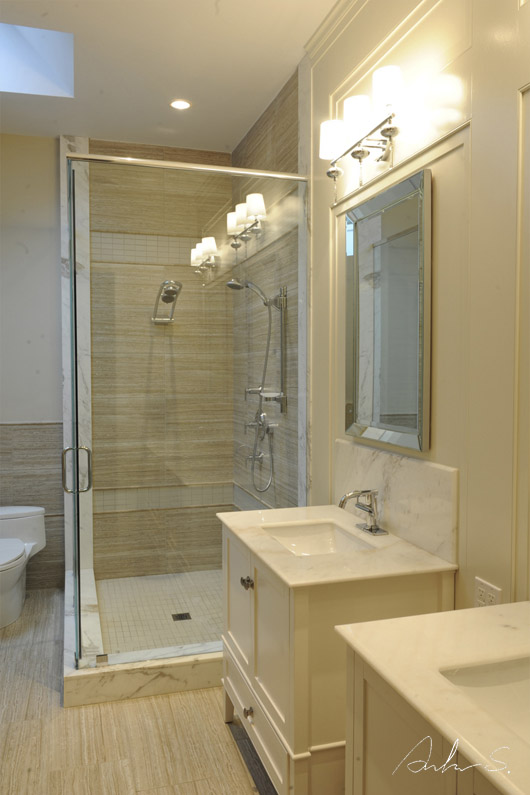 Main bath B