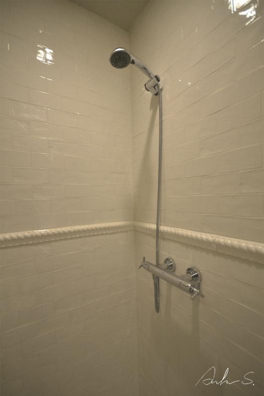 Upstairs guest bath D