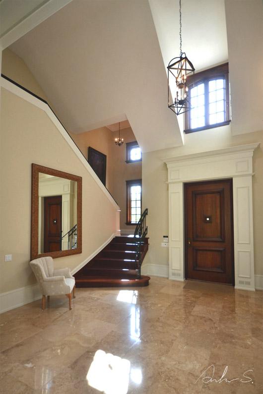 entry hall B